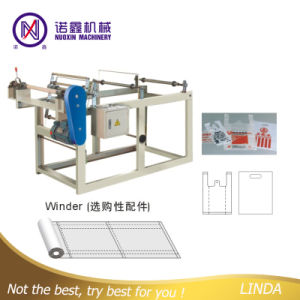 Nuoxin Plastic Bag Making Machine pictures & photos