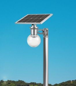 12W Integrated Solar LED Light for Garden, Street, and Road pictures & photos