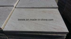 Flamed Golden White Quartzite and Quartzite Flooring for The Landscape pictures & photos
