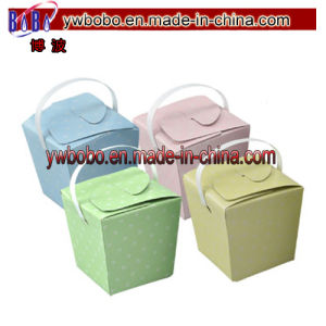 Paper Gift Box Pastel Polka Our Favor Packaging Boxes (BO-2014) pictures & photos