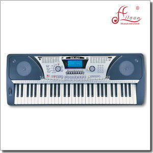 61 Keys Electrical Piano Electronic Organ Keyboard pictures & photos