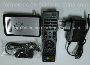 HD DVB-S DVB-S2 Mini TV Set Top Box pictures & photos