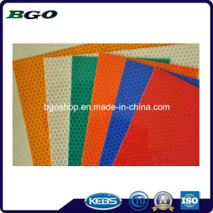 Engineering Gade for Traffic Signs, PVC Reflective Sheet/Vinyl pictures & photos