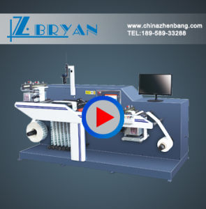 High Speed Label Inspection Machine (ZBI) pictures & photos