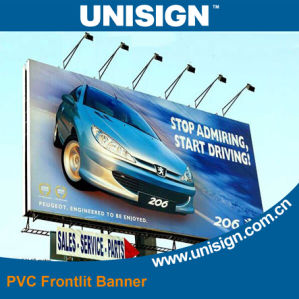 PVC Flex Banner Materials for Solvent Printing pictures & photos