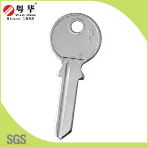 Hot Sale Coustomized Brass Tl4 Door Key Blank pictures & photos