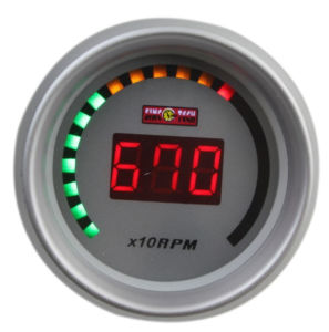 "2"" (52mm) Auto Gauges for 20 LED Digital Gauge (8236B) pictures & photos"