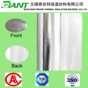 Woven Foil Insulation Material Mesh Cloth Aluminum Foil Heat Insulation Aluminum Woven Heat Insulation Material pictures & photos