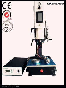 High Frequency Ultrasonic Plastic Welding Machine for Polyamides (ZB-102018) pictures & photos
