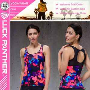 Wholesale Dri Fit Hot Girl Sexy Women Workout Tanktop pictures & photos