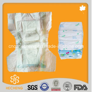 Wholesale Custom Colored Baby Disposable Diapers pictures & photos
