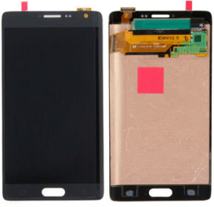 Note Edge Screen for Samsung Galaxy Note Edge Sm-N915 LCD Assembly pictures & photos