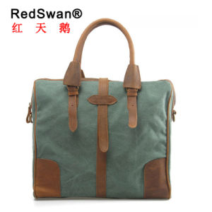 Redswan High Quality Leather 2017 Design Unisex Handbag (RS-6808) pictures & photos