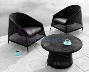 Wholesale Villa Table and Chair Rattan Garden Furniture pictures & photos