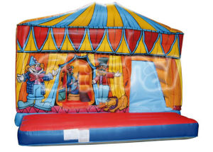Best Quality Clown Inflatable Bouncer, Inflatable Clown Bouncer House CB271 pictures & photos