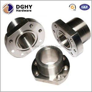 High Accuracy Customized Aluminum Plastic CNC Precision Machining Parts