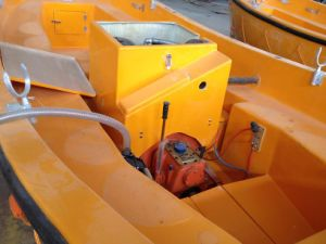 Open Rescue Boat Solas Standard and CCS BV for Lifesaving pictures & photos