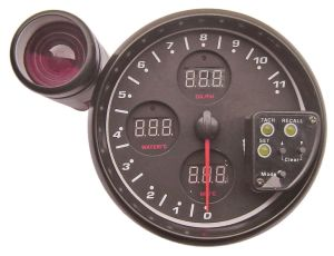 "5""127mm Tachometer for 4 in 1 Gauge (8142BBR) pictures & photos"