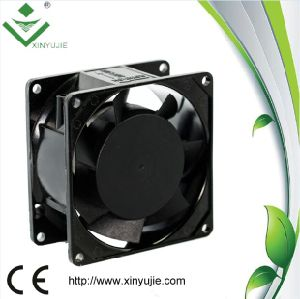92*92*38mm AC Cooling Fan Made in China 2016 Hot Selling Metal Fan pictures & photos