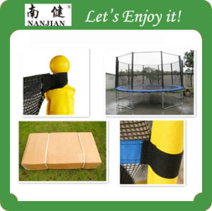 Household Kids Outdoor Trampoline, 4.57m Frame Diameter pictures & photos