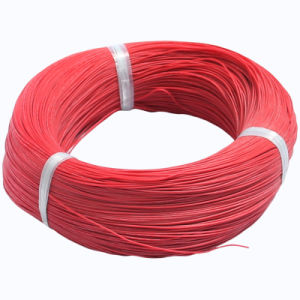 Silicone Insulated Cable 26AWG with UL3132 pictures & photos