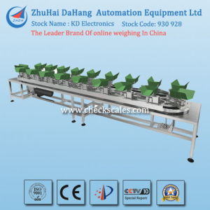 Vegetable/ Fruit and Poultry Weight Sorter pictures & photos