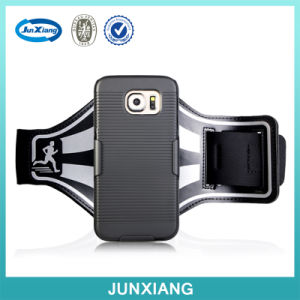 New Design Armband Holster Combo Phone Case for Samsung S6 pictures & photos