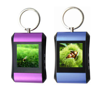 OEM Design Delicated Photo Keychains pictures & photos