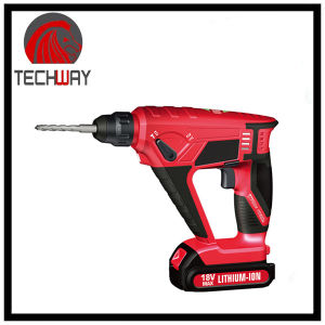 26mm Power Tool Cordless Electric Brushless Motor Hammer Drill Price pictures & photos