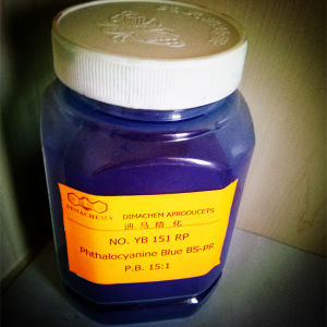 Blue Pigment Blue 15: 1 for Solvent Ink pictures & photos