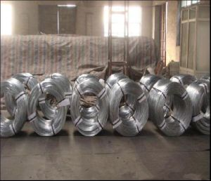16gauge 25kg Gi Binding Wire for Building/1.6mm Galvanized Iron Wire pictures & photos