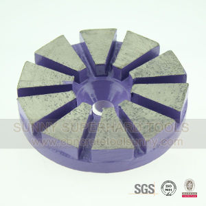 Round Grinding Wheel for Concrete pictures & photos