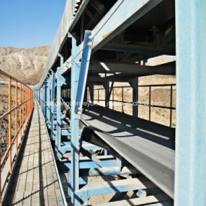 China Curved Conveyor/Long-Distance Horizontal Belt Conveyor/Conveyor Suppliers pictures & photos