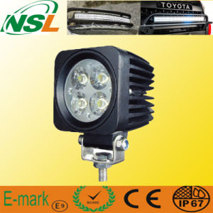 12W 750lm Modular Heavy Duty Flood/Spot Light Offroad 4WD 4X4 Truck 12V/24V pictures & photos