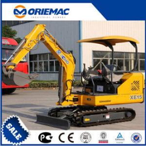 China Brand 1.8 Ton Mini Digger (XE18) pictures & photos