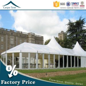 40m Width Large Mixed Marquee Tent for Wedding Party pictures & photos