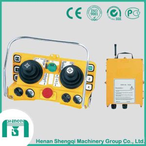 F24-60 Joystick Radio Controller for Crane Control pictures & photos