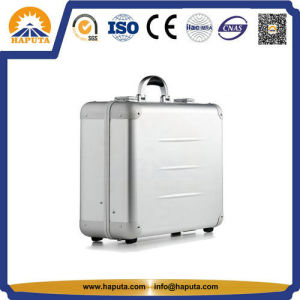 Protective Aluminum Luggage Trolley Case for Travel (HMC-2001) pictures & photos