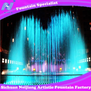 Digital Water Printer Curtain Decoration/Display Fountain pictures & photos