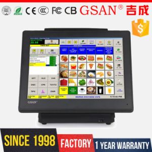 Small Business Retail POS Systems Point of Sale Touch Screen Cash Registrer pictures & photos