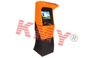 High Quality High Brightness Free Standing Outdoor Kiosk pictures & photos