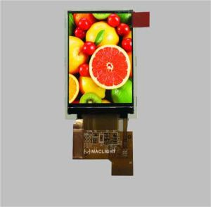 2.2 Inch Sunlight Readable TFT LCD Module with 240X320 Resolution pictures & photos