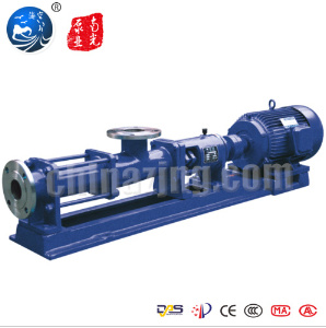 G Series Single Suction Screw Chemica Oil Pump