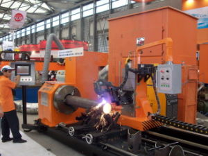 CNC Cutting Pipe Machine pictures & photos