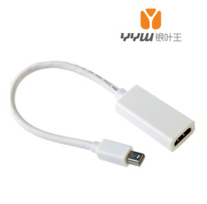 Mini Displayport to HDMI Female Thunderbolt Adapter Cable, Ymh1001wp