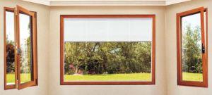 Durable Aluminum Window Bedroom Window Design pictures & photos