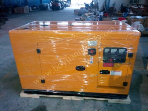 24kw 30kVA with Perkins Engine Portable Silent Power Diesel Generator Set (GF3-24P) pictures & photos