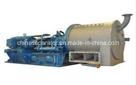 Two-Stage Pusher Centrifuge Salt Producing Machine pictures & photos
