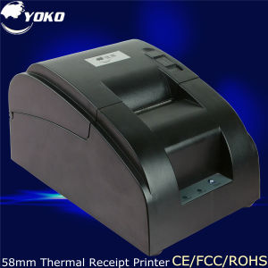 58mm USB POS Thermal Receipt Printer pictures & photos