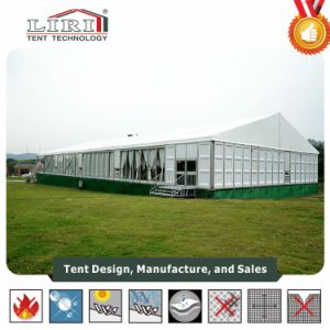 Sound Proof Outdoor Wedding Marquee Tent with Strong Frame for 500 People Event pictures & photos
